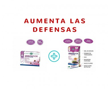 ESI IMMUNILFLOR PACK DEFENSAS